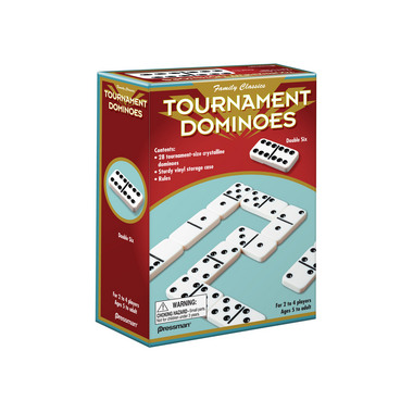 Double Six Dominoes: Family Classics Edition picture