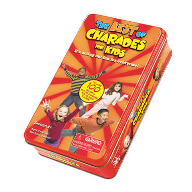 Charades for Kids picture