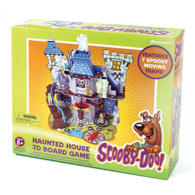 Scooby Doo! Haunted House Game picture