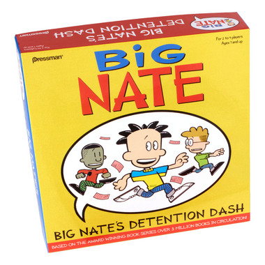 Big Nate's® Detention Dash Game picture