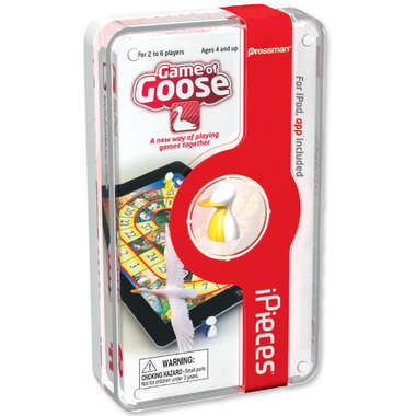 iPieces Game of Goose picture