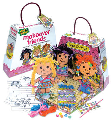 Makeover Friends Craft Kit picture