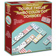 Double Twelve Jumbo Color Dot Dominoes: Family Classics Edition