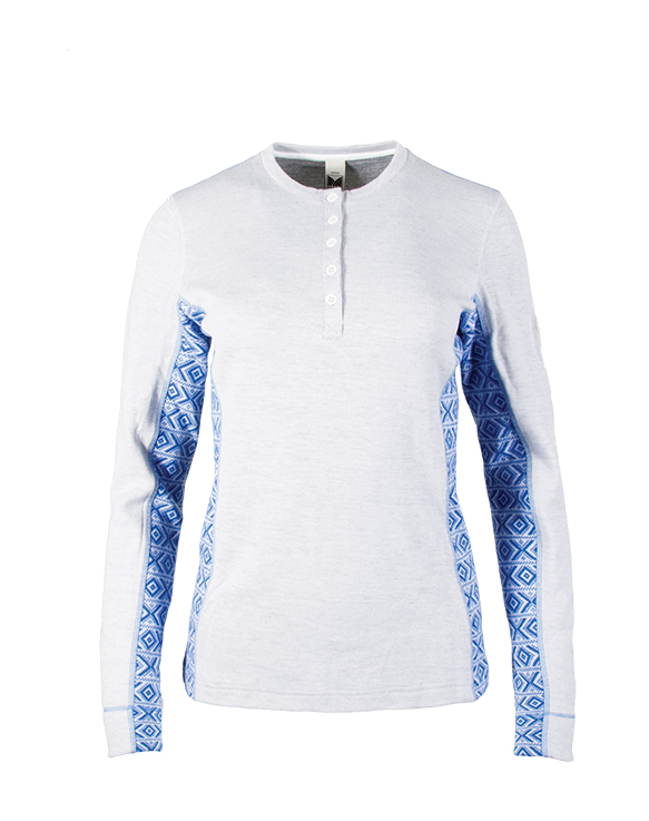 White / Cobalt (A)
