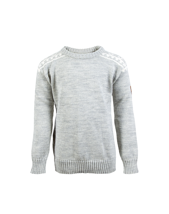 Light Charcoal / Off White (E)
