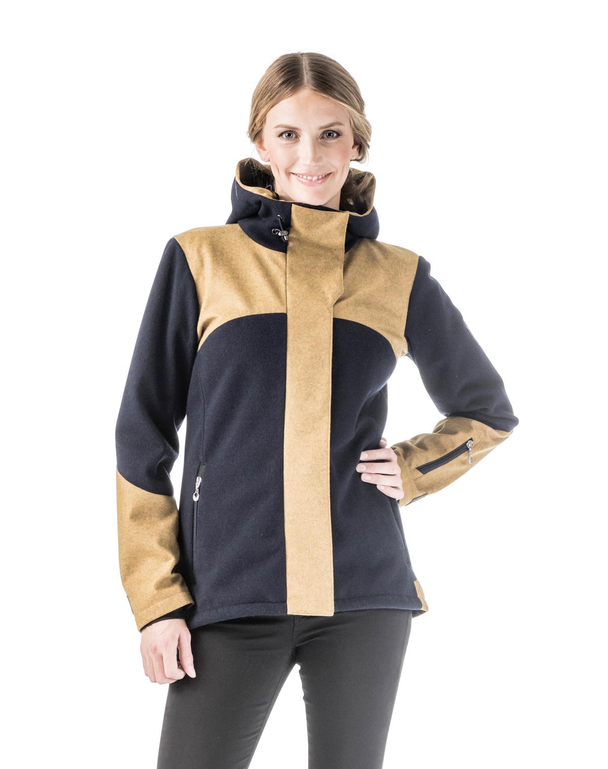 Stryn Women's Knitshell Jacket