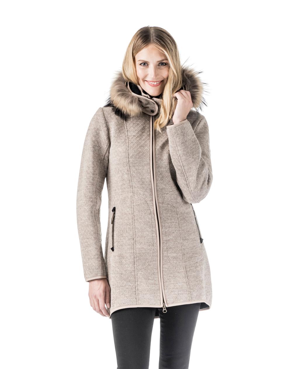 Colorado Knitshell Coat