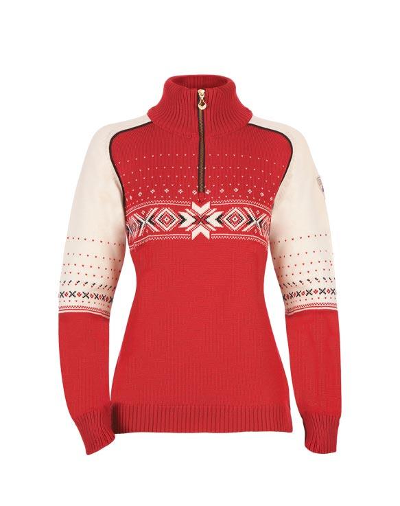 Kuppern Sweater Feminine
