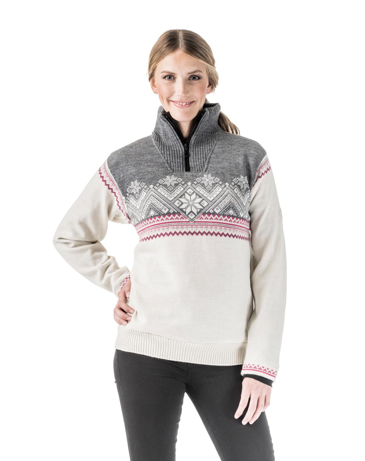 Glittertind Feminine Sweater WP
