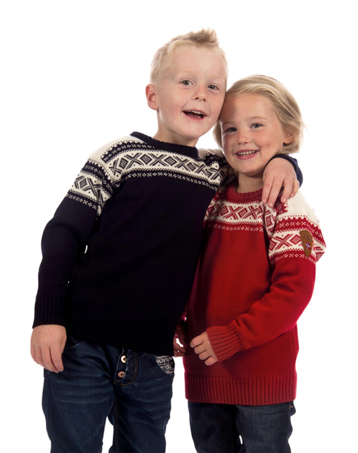 Cortina barnegenser
