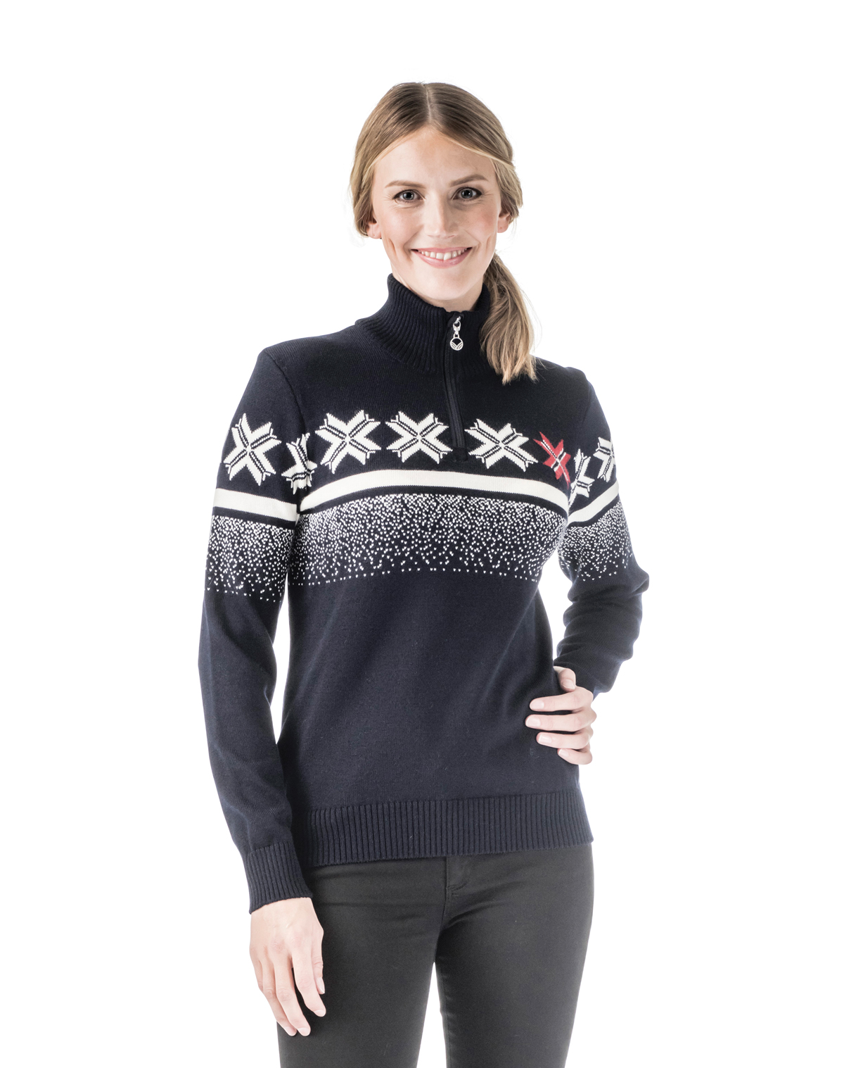 Olympic Passion women's sweater