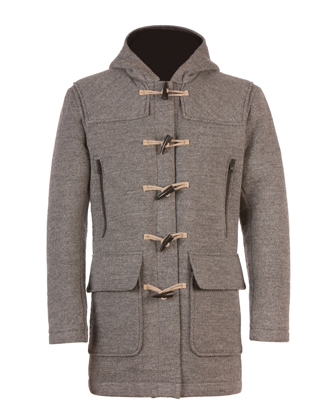 Oslo Knitshell dufflecoat
