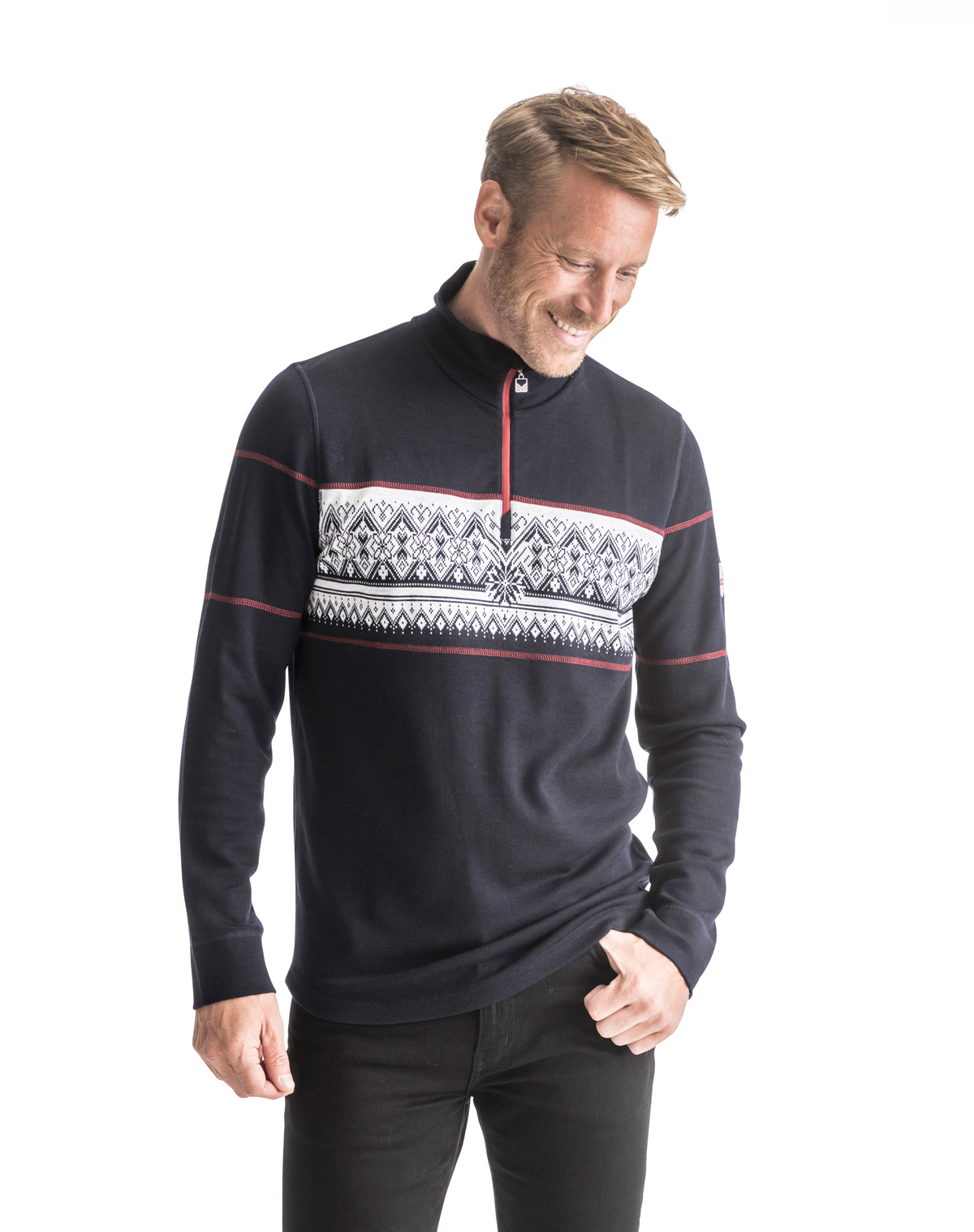 Rondane Masculine Sweater