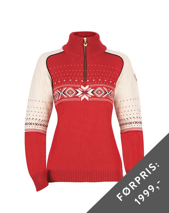 Kuppern Dame genser