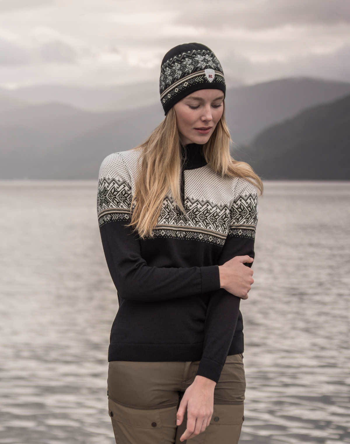 Hovden women's sweater (1)