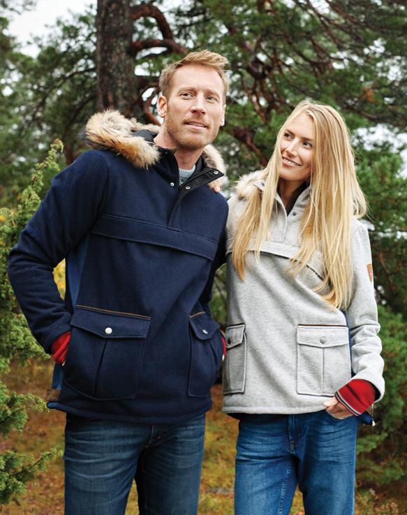 Fjellanorakk Weatherproof herre (1)