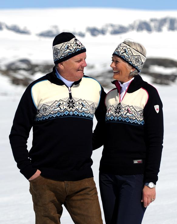 Skiskytter (Biathlon) Herregenser (1)