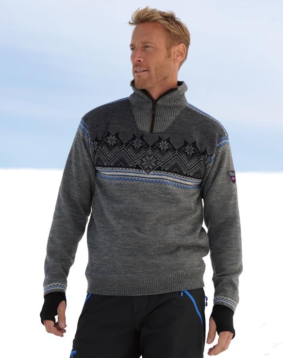 Glittertind Masculine Sweater WP (1)