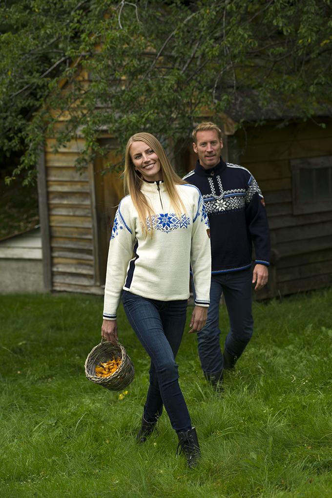 Holmenkollen Women's Sweater (1)