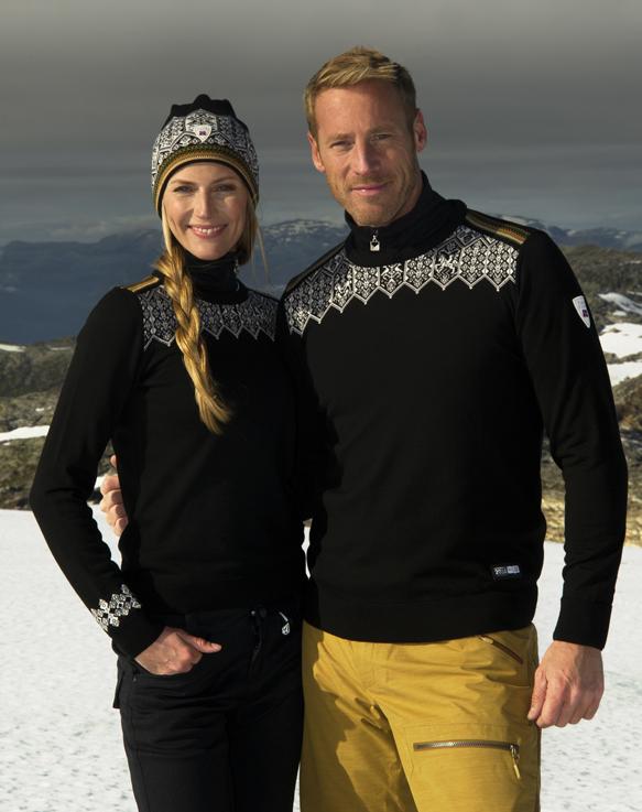 Lillehammer Woman`s Sweater (1)