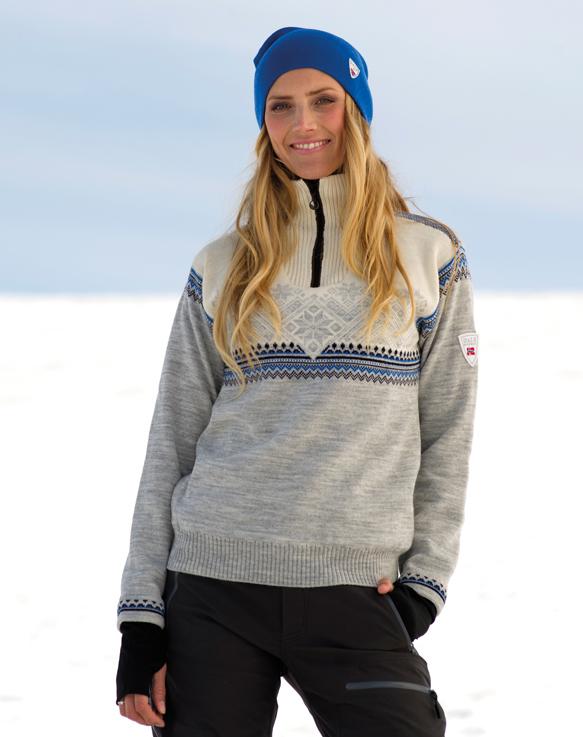 Glittertind Feminine Sweater WP (1)
