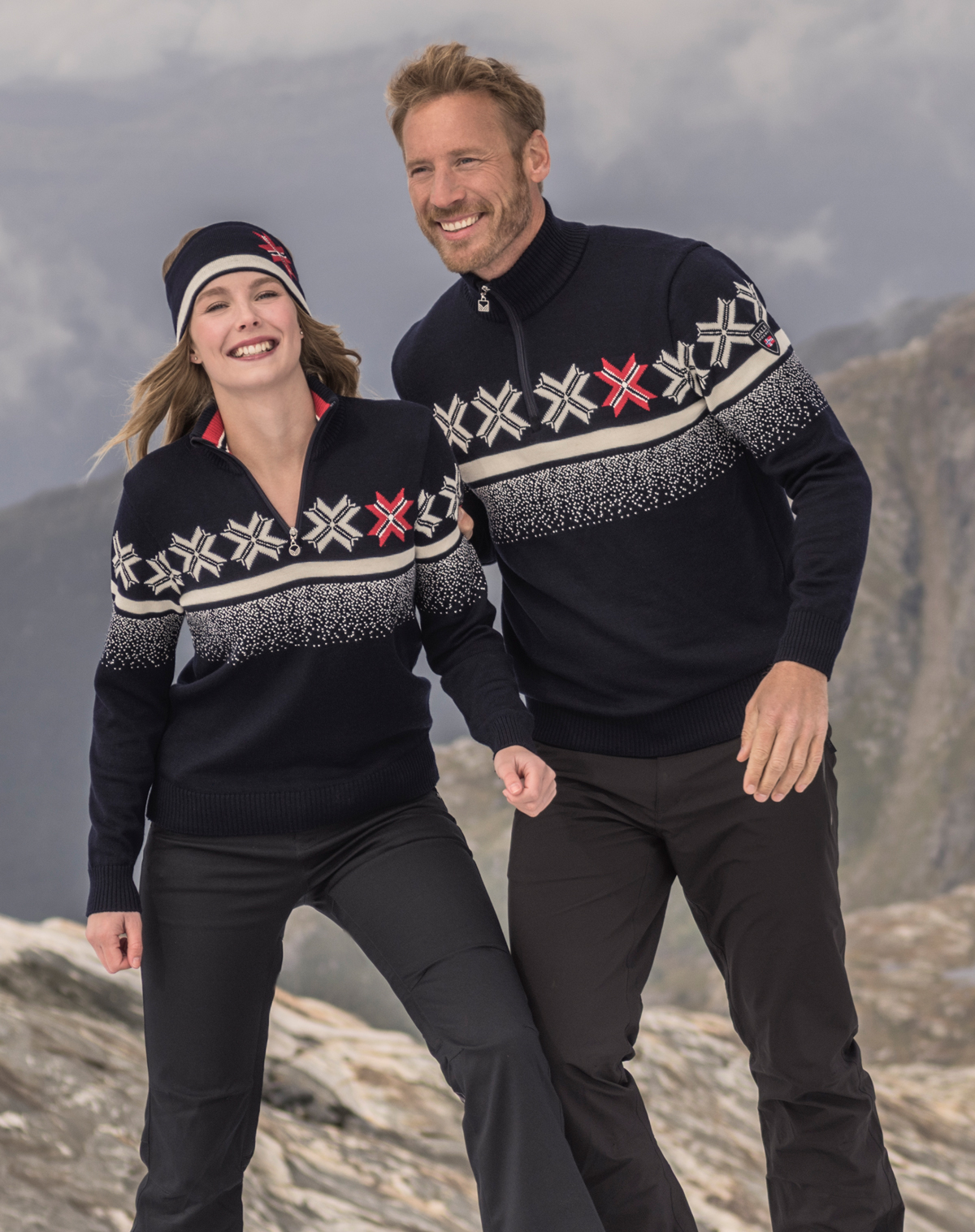 Olympic Passion men's sweater (1)