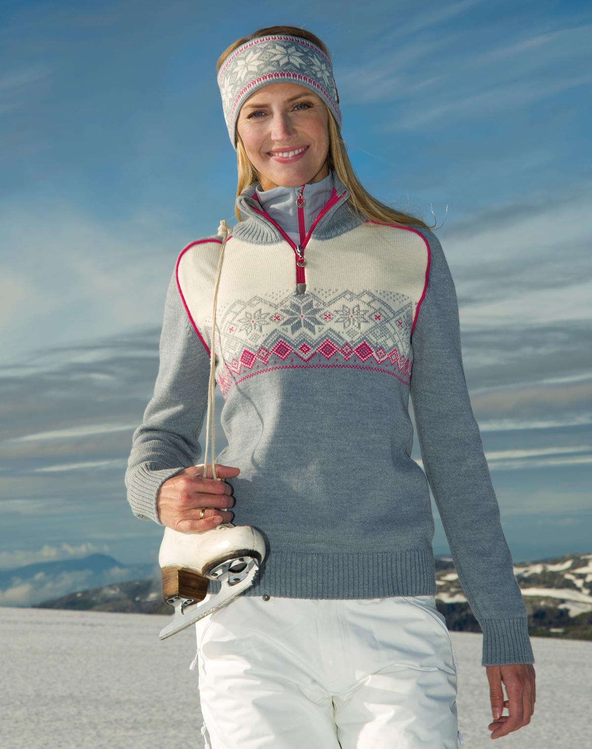 Frostisen Women's Sweater (1)