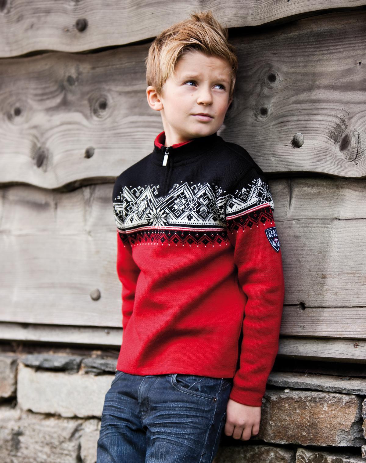 St. Moritz kids sweater (1)