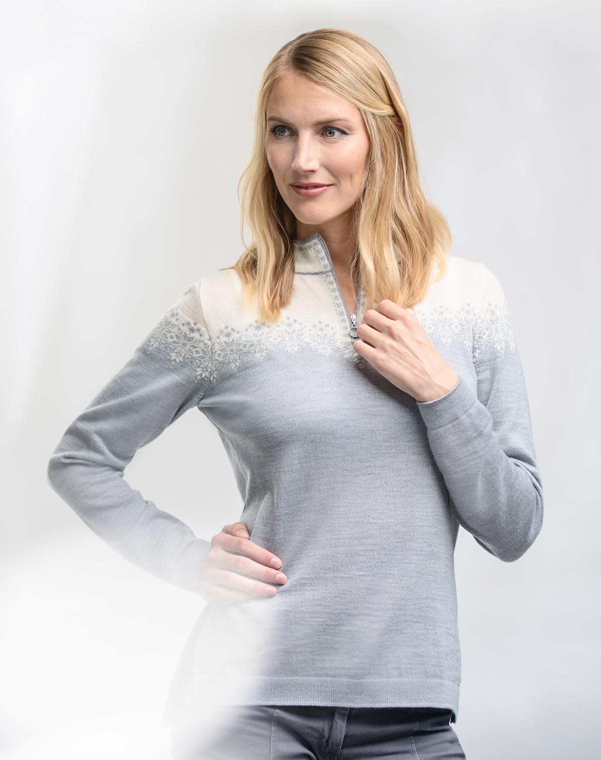 Snefrid women's sweater (1)