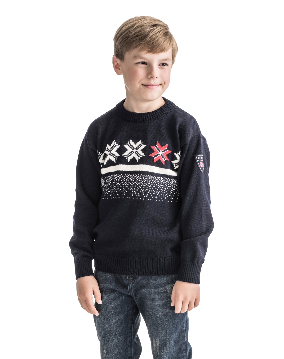 Olympic Passion Kids Sweater (1)