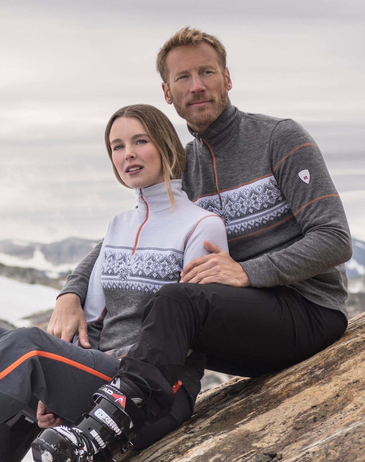 Rondane Masculine Sweater (1)
