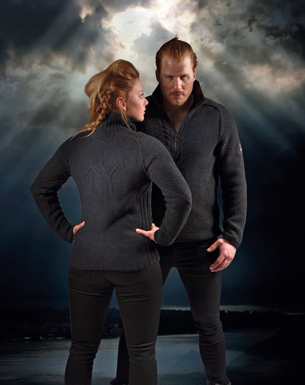 Viking Men's Sweater (1)