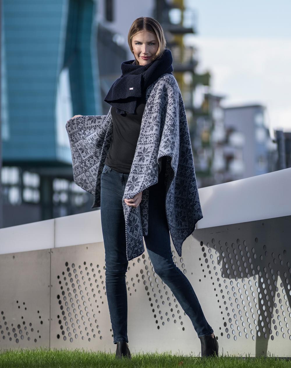 Rose scarf (2)