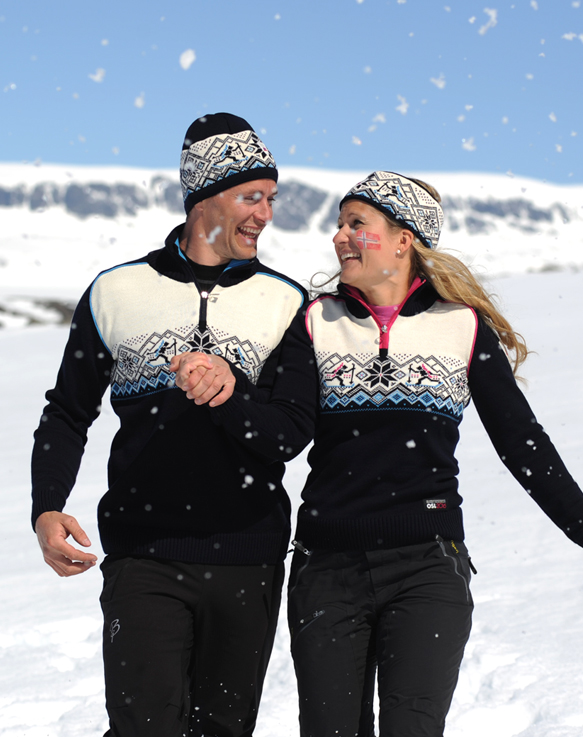 Skiskytter (Biathlon) Herregenser (2)