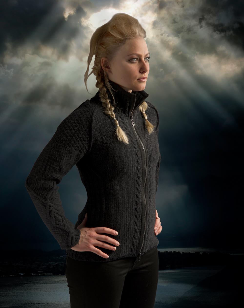 Viking Damejakke (2)