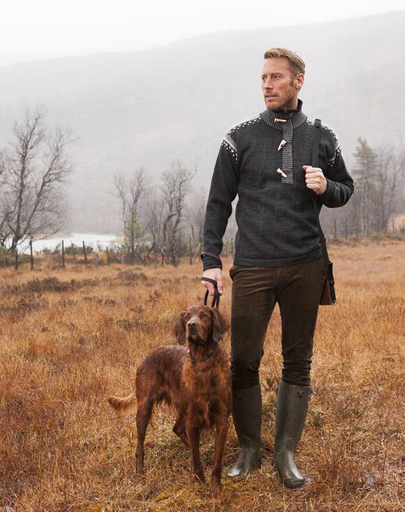 Finnskogen Weatherproof genser (2)