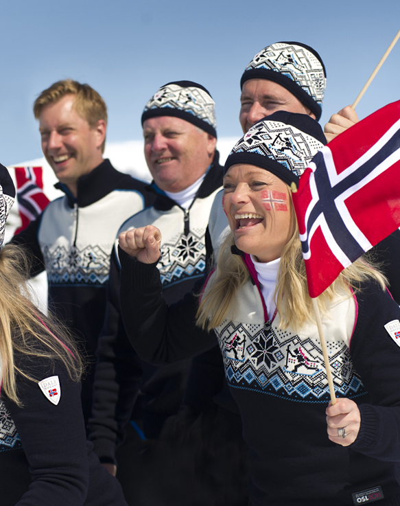 Skiskytter (Biathlon) Herregenser (3)