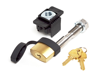 QuietRide Locking & Tightening Hitch Pin picture
