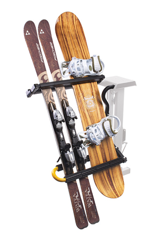 Softride Access Ski Rack (HD, DX, & Pull Pin) picture