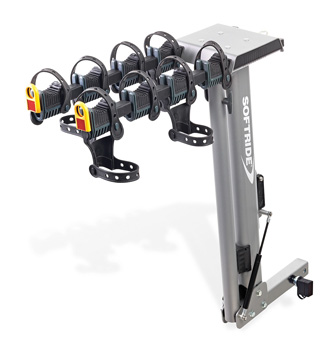 Softride Access Dura Assist 4 Bike Rack picture