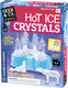 Hot Ice Crystals