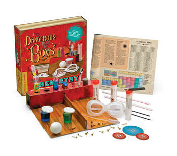 Dangerous Book for Boys: Classic Chemistry picture