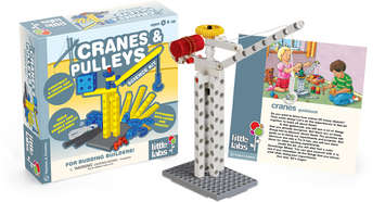 Little Labs: Cranes & Pulleys picture
