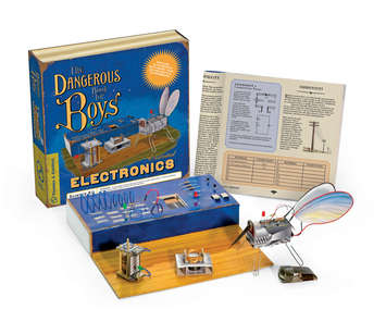 Dangerous Book for Boys: Essential Electronics picture