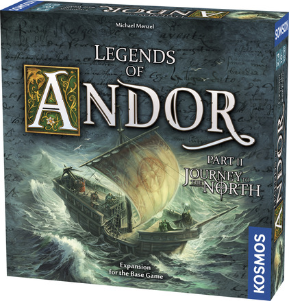 Legends of Andor: Journey to the North picture