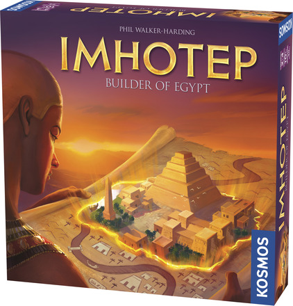 Imhotep picture