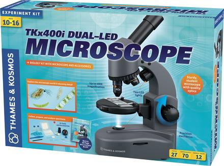 TKx400i Dual-LED Microscope picture