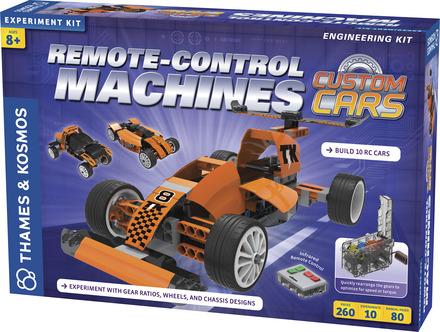 Remote-Control Machines: Custom Cars picture