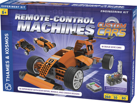 Remote-Control Machines: Custom Cars picture