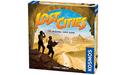 Lost Cities - The Card Game picture